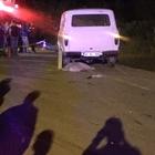 Düzce'de otomobille motosiklet çarpıştı: 1 ölü