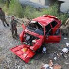 Erzincan'da trafik kazaları: 8 yaralı