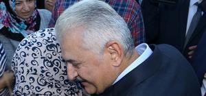 Başbakan Yıldırım, Erzincan'da