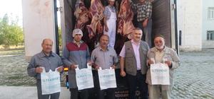 Çay ilçesinde ihtiyaç sahiplerine kurban eti dağıtıldı