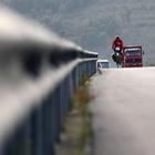 Darbeye karşı 2 bin 500 kilometre pedal çevirdi