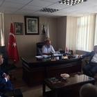 Meriç Belediye Başkanı Yörük'e ziyaret