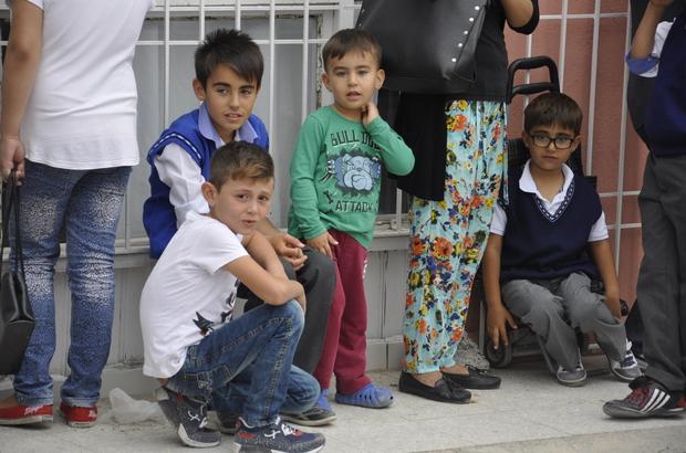 Merzifon Belediyesinden öğrencilere kırtasiye yardımı