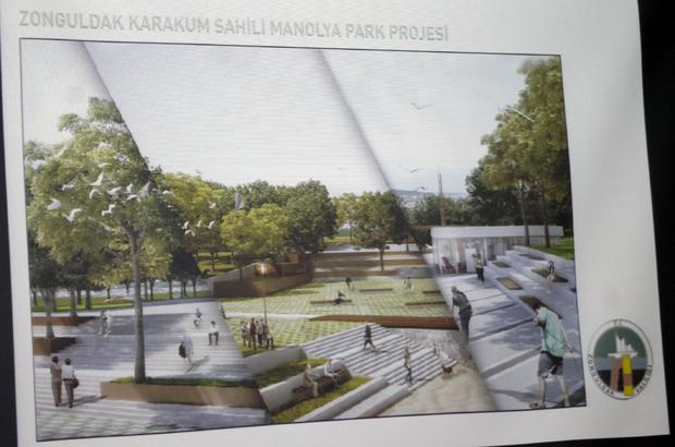 """Manolya Park"" projesi"