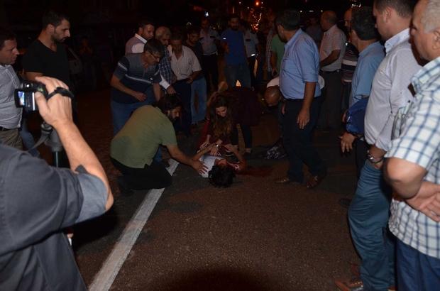 Gemlik'te trafik kazası: 1 yaralı