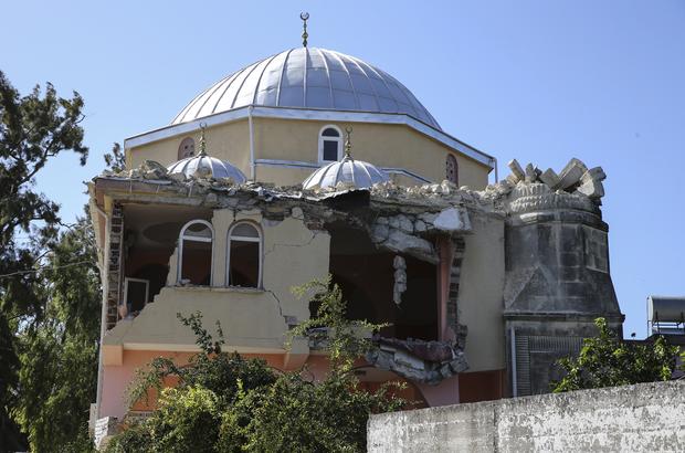 Adana'da fırtına