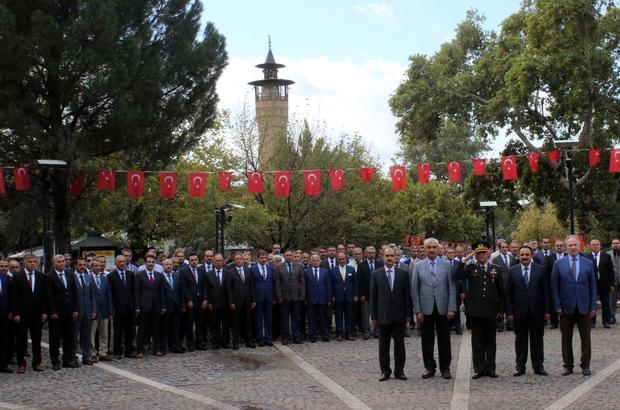 Şair Karakoç'un isminin verildiği ilkokul açıldı