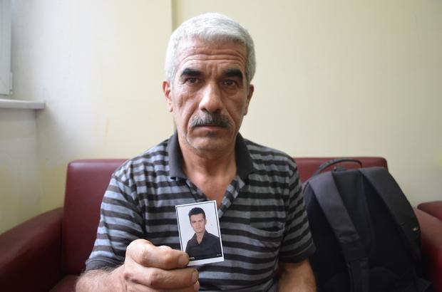 Baba 38 gündür kayıp oğlunu arıyor