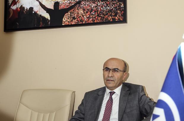Adana Valisi Demirtaş'tan AA'ya ziyaret