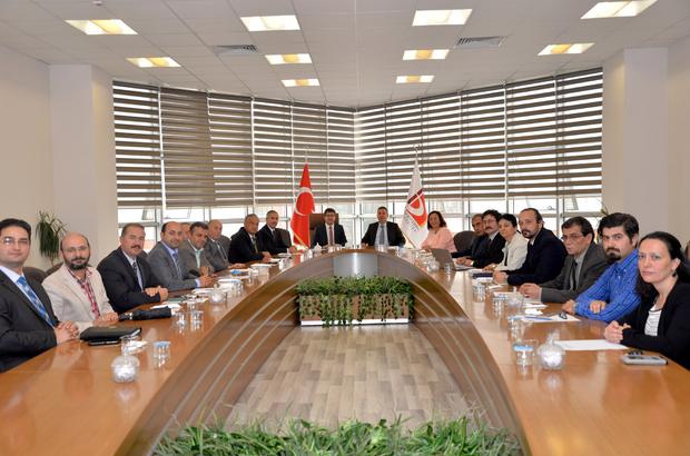 Vali Elban'dan Şeyh Edebali Üniversitesi'nde inceleme