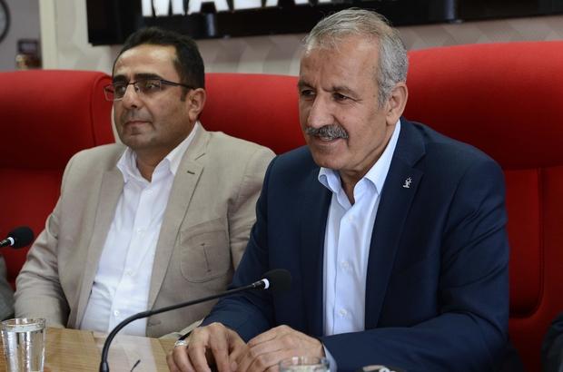 AK Parti Malatya Milletvekili Şahin:
