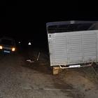 Arguvan'da trafik kazası: 1 yaralı
