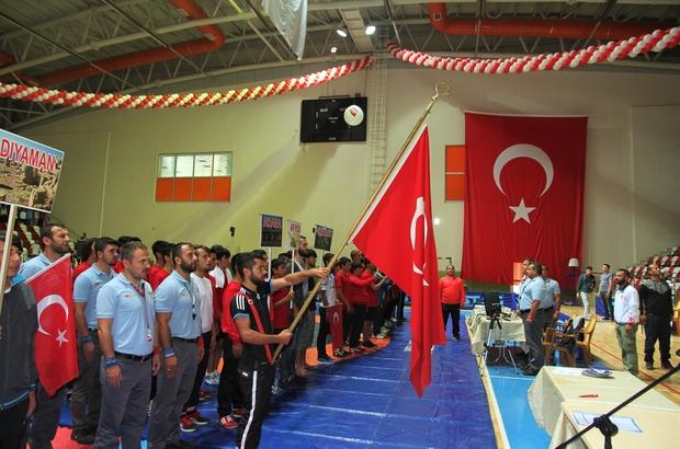 Türkiye 7. Yıldız Erkekler Serbest Güreş Şampiyonası