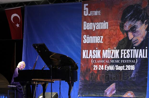 5. Fethiye Klasik Müzik Festivali başladı