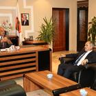 AK Parti Yerel Yönetimler Başkan Yardımcısı Geldi: