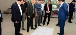 Aksaray'da Kadın Aktivite Merkezi açılıyor