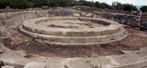 2 bin yıllık çeşmeden yeniden su akacak