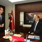 Orman ve Su İşleri Bakanı Eroğlu, Muş'ta: