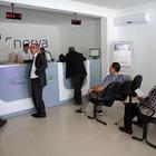 Üzümlü'de doğalgaz aboneliği başladı
