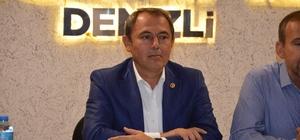 AK Parti Denizli Milletvekili Tin: