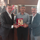 Suşehri Belediye Başkanı Yüksel'e ziyaretler