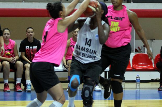 Basketbol: 1. Uluslararası Samsun Cup Kadınlar Basketbol Turnuvası