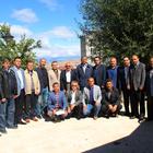Suşehri'nde sanayici iş adamlarıyla istişare toplantısı
