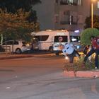 Antalya'da kaldırımda yürüyen kişiye silahlı saldırı