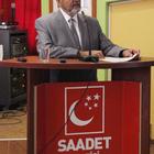 Saadet Partisi Genel Başkan Yardımcısı Öztek: