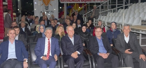 AK Parti Söğütlü İlçe Teşkilatı'nın danışma toplantısı