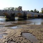 Meriç Nehri'nde kum adacıkları oluştu