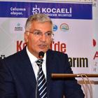 """""""Kocaeli'de Sürdürülebilir Tarım"""" çalıştayı"""