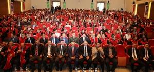 Artvin Çoruh Üniversitesi'nde yeni akademik yıl başladı