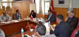 Belediyeler Birliği'nin olağan toplantısı