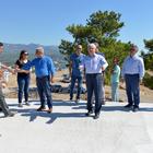 Rhodiapolis karşılama merkezi inşaatında inceleme