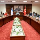 Gineli diplomatlara FETÖ uyarısı