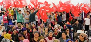 FETÖ'nün darbe girişiminde yaşananlar Ahıska Türklerini ağlattı
