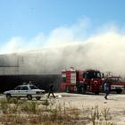Kadirli Organize Sanayi Bölgesi'nde yangın