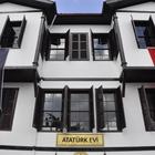 Öğrencilerinden Merzifon Atatürk Evine ziyaret