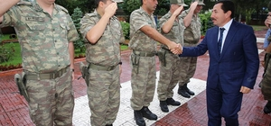 Ordu'da terörle mücadele