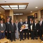 Meriç Belediye Başkanı Yörük'ten teşekkür ziyareti
