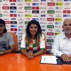 Alanya'da kız futbol okulu açıldı