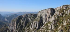 Çatak Kanyonu'na cam seyir terası yapılacak