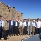 AK Parti Mardin İl Başkanı Dündar'dan ilçe ziyaretleri