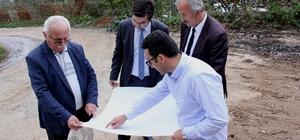 Güce'de KÖYDES projesi çalışmaları