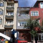 Amasya'da yangın