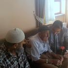 Bayburt'ta yaşlılar ziyaret edildi