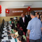 Adalet Sarayı'nın eski bilgisayarları eğitime hizmet edecek