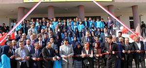 Taşlıçay Anadolu İmam Hatip Lisesi açıldı