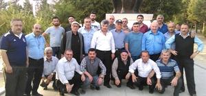 Almus'tan 45 kişi Çanakkale'ye gitti